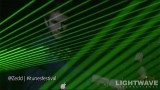 Zedd at SXSW with Lightwave International's Lasers
