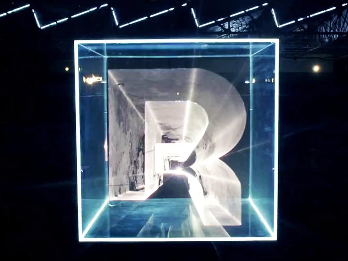 "The energy of Swizz Beatz ""International Party"" is brought to life through the use of Lightwave International lasers to create a visually captivating commercial for Reebok's ""Reethym of Lite"" campaign."