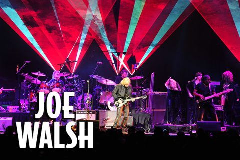 Joe Walsh 2017 Tour