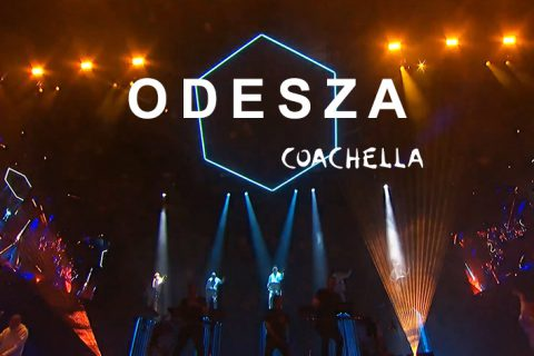 Odesza at Coachella 2018